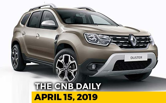 Video : Renault Duster Exclusive, Maruti Suzuki Celerio Sales, VW Ameo Corporate Edition, Triumph Speed Twin