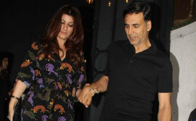 Twinkle Khanna Is So Over Akshay Kumar's Track Pants That She Once Did This