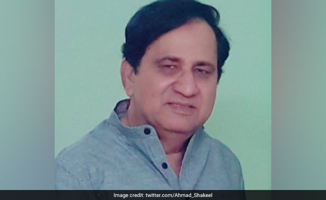 Congress' Shakeel Ahmad To Contest As Independent From Madhubani
