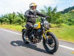 2019 Ducati Scrambler Icon First Ride Review