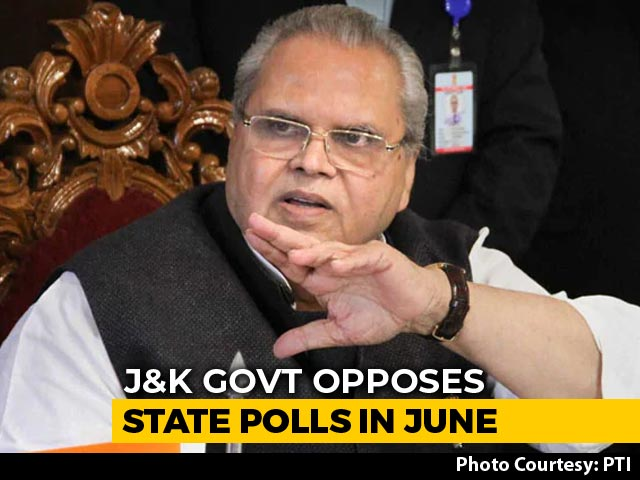 Video : J&K Administration Wants State Polls Pushed To November, After Amarnath Yatra