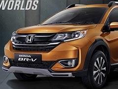 Honda BR-V Facelift Unveiled In Indonesia