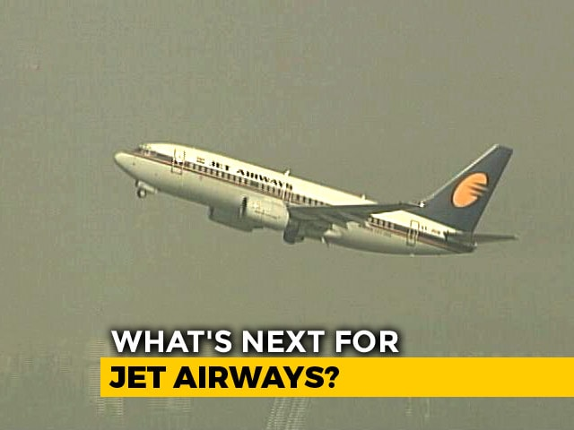 Video : Jet Airways Suspends International Operations
