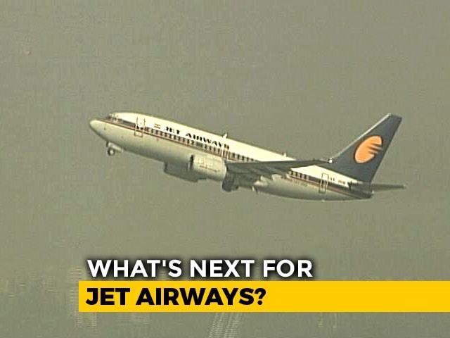 Video : Jet Airways Suspends International Operations