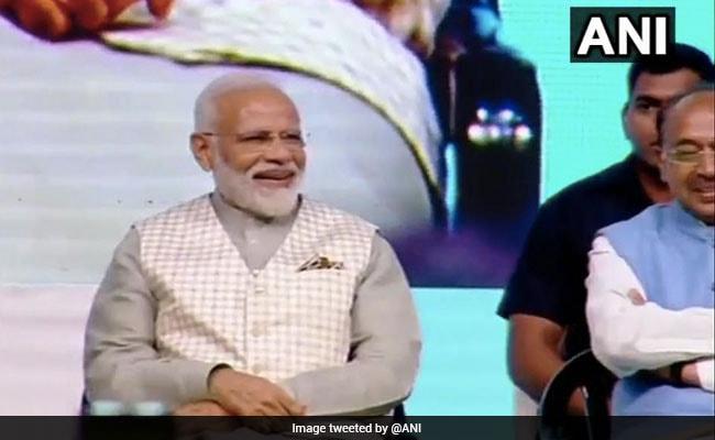 पीएम नरेंद्र मोदी ने व्यापारियों से कहा,  23 मई को फिर आने वाली है मोदी सरकार