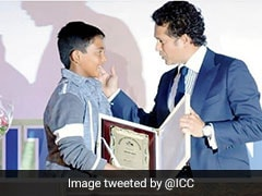 "ICC's ""Perfect"" Tribute On Sachin Tendulkar's 46th Birthday. See Pic"