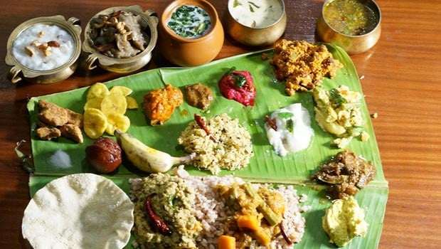 #NewMenuAlert: The Malyalam New Year Feast At Zambar Is One Finger-Licking Affair You Should Not Miss