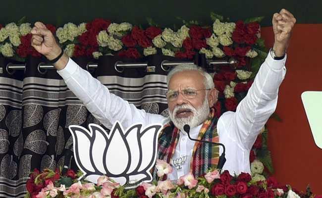 'Will Sink Like The Titanic': PM Modi's Doomsday Prediction For Congress