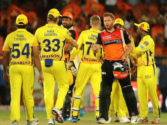 IPL 2019, CSK vs SRH: When And Where To Watch Live Telecast, Live Streaming
