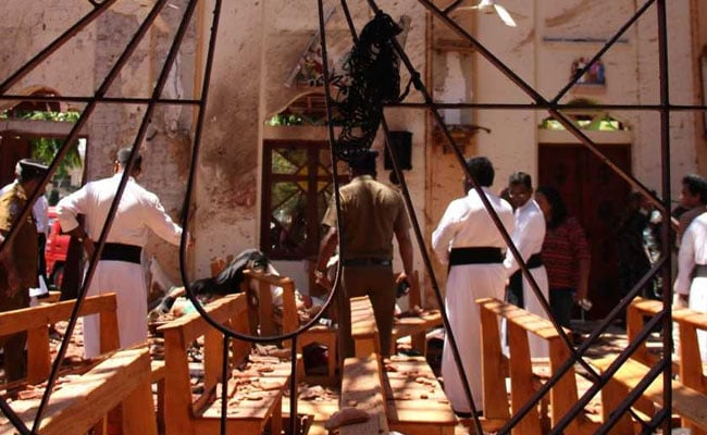 After Serial Blasts In Sri Lanka, Security Stepped Up At Churches In Goa