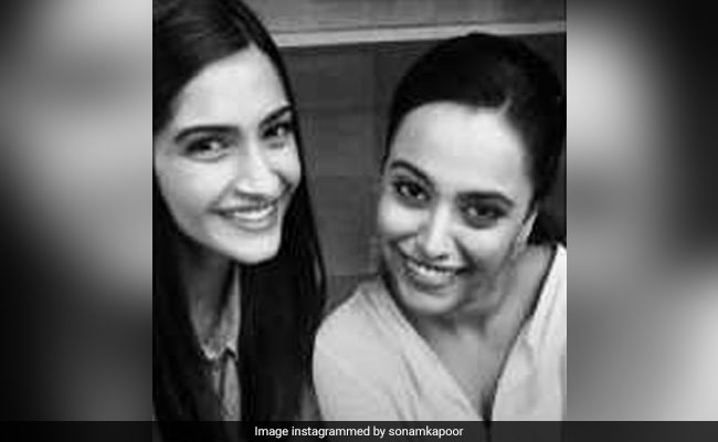 To Swara Bhasker On Her Birthday, With Love From Veeres Sonam Kapoor And Shikha Talsania