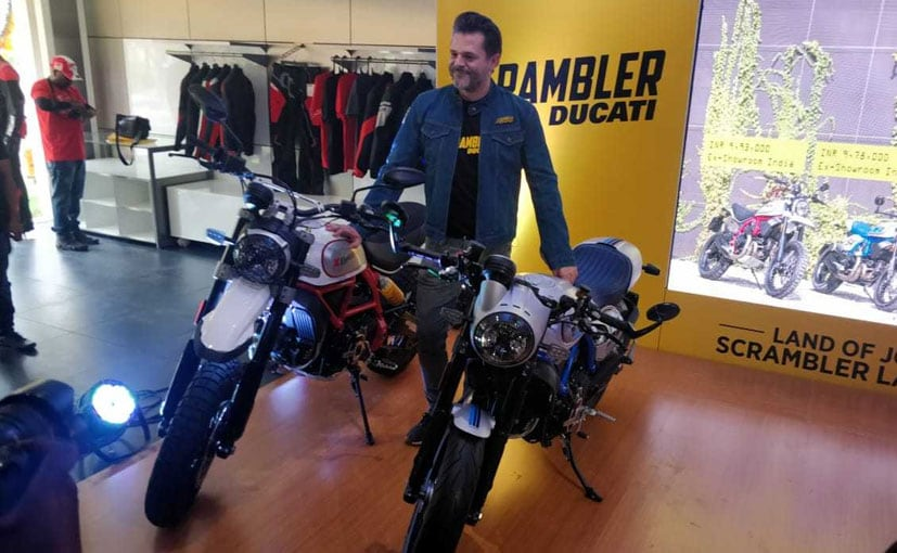The 2019 Scrambler gets a host of improvements over the outgoing version.