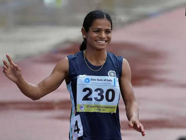 Asian Athletics Championships: Annu Rani, Parul Choudhary Open Indias Medal Account; Dutee Chand Smashes Own National Record