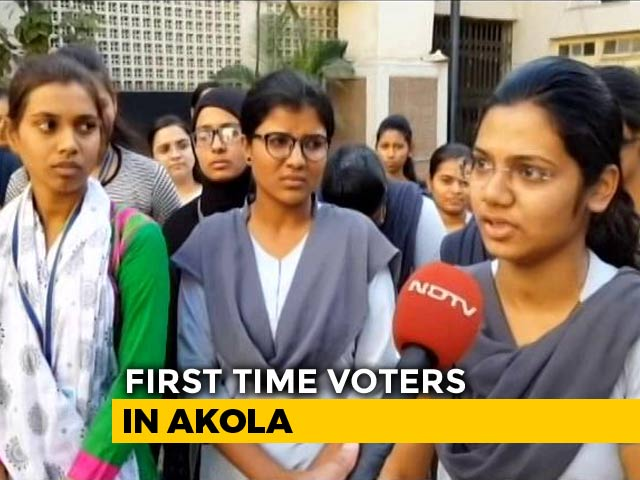 Video : Amid A Polarised Campaign, Young Voters Send A Message