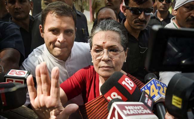 कांग्रेस नेता की सोनिया गांधी को चिट्ठी, कहा- शिवसेना को समर्थन देकर मौका मिले तो ठीक, कहीं BJP...
