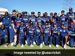 Oman, USA Secure ODI Status In Mens Cricket