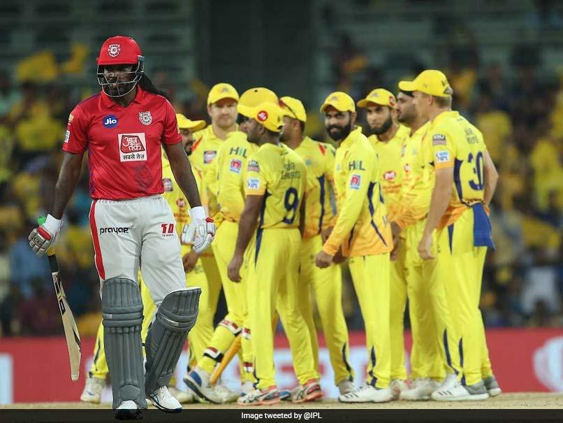Live IPL Score, CSK vs KXIP Live Cricket Score from MA Chidambaram Stadium, Chennai