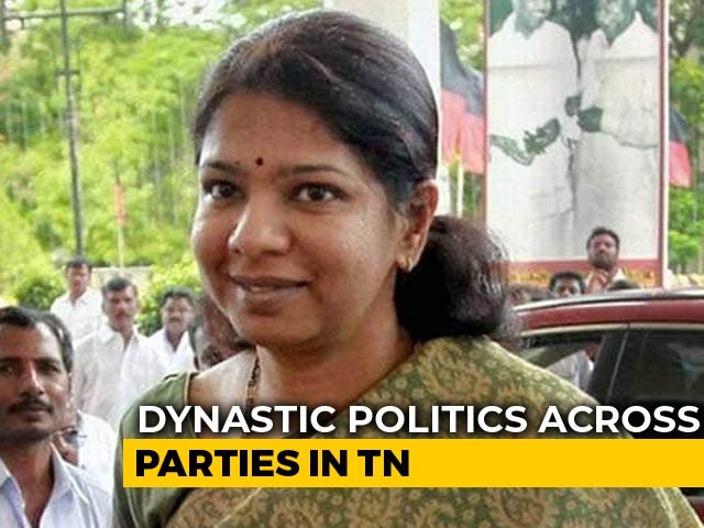 Video : Sons, Daughters Of Tamil Nadu's Political Families Ready To Take Charge
