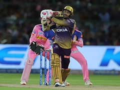 IPL Highlights, RR vs KKR: Chris Lynn, Sunil Narine Power Kolkata Knight Riders To Emphatic Win Over Rajasthan Royals