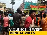 Video : Violence In Bengal, 1 Killed In Round 3 Of Voting