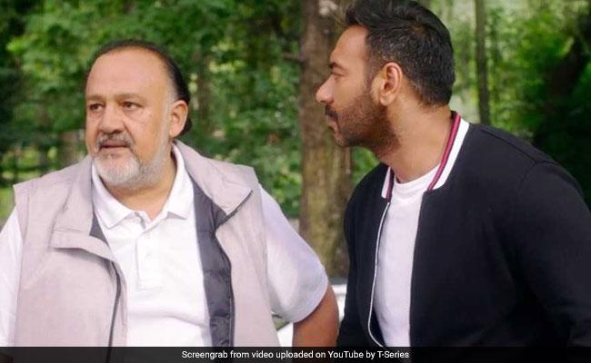What Ajay Devgn Said About #MeToo-Accused Alok Nath's Casting In De De Pyaar De