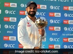 Virat Kohli Emphasises On Squad Depth As India Retain Test Championship Mace