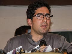 Shah Faesal Shifted To Detention Centre At Srinagar's Centaur Hotel