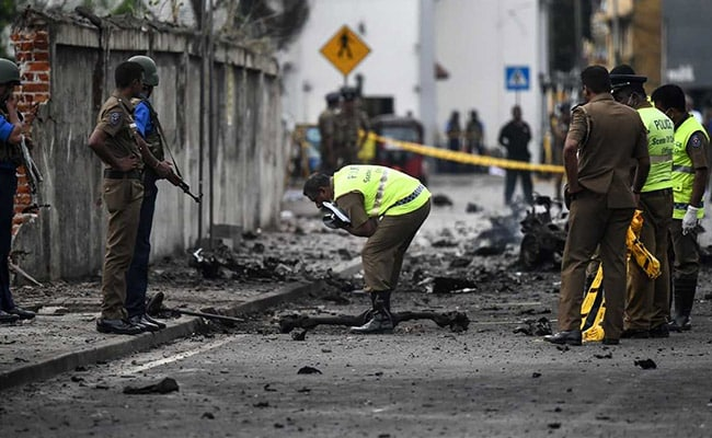ISIS Claims Responsibility For Sri Lanka Bombings That Killed Over 300