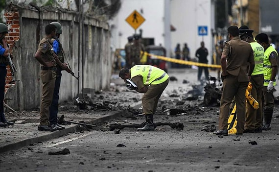 In India's Intel To Lanka On Attacks, Terrorists' Names, Address, Targets