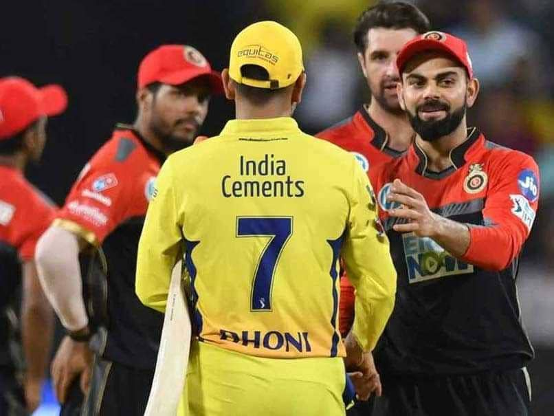 IPL 2019, RCB vs CSK: When And Where To Watch Live Telecast, Live Streaming
