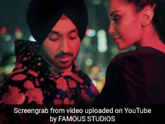 Glimpse Of Diljit Dosanjh's <i>Kylie + Kareena</i> Song Is Out. Seen Yet?