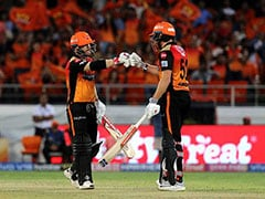 IPL 2019 Highlights: Bairstow, Warner Power SRH To 9-Wicket Win Over KKR