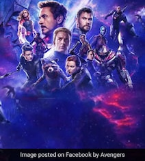 Review - 'Avengers: Endgame' Is A Fitting Going-Away Party