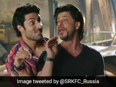 Shah Rukh Khan And Abhishek Bachchan's Twitter Conversation Will Light Up Your Monday