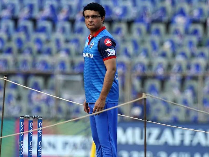 Sourav Ganguly Not To Be Barred From Sitting In Delhi Capitals Dugout