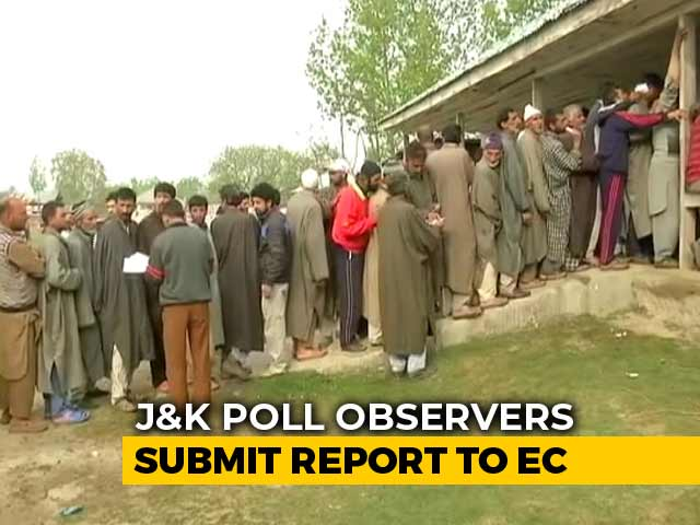 Video : Jammu And Kashmir Administration Wants State Polls In June: Sources