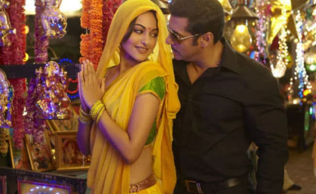 Sonakshi Sinha: Dabangg 3 Is Special, Salman Khan Helped Me Find My Calling