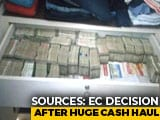 Video : Polls May Be Cancelled For Tamil Nadu Seat After Cash Haul At DMK Office