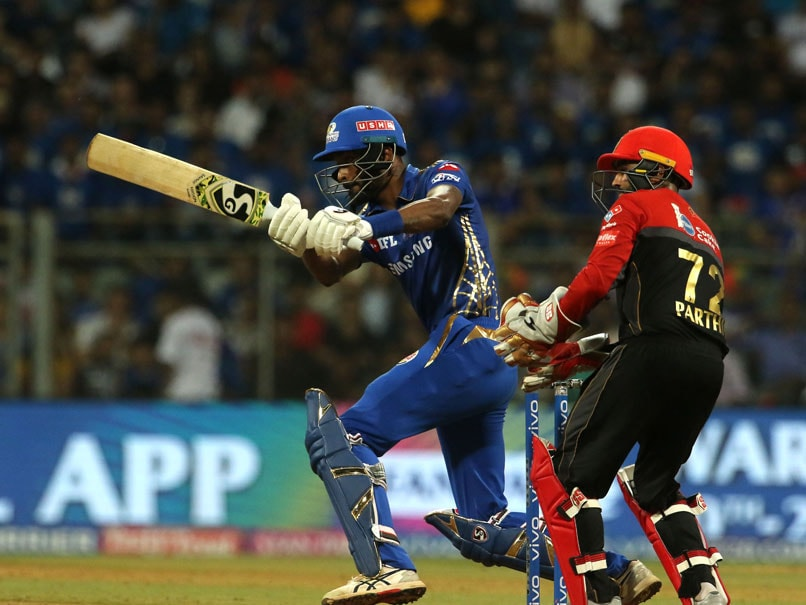 IPL Highlights, MI vs RCB IPL Score: Hardik Pandya Powers Mumbai Indians To 5-Wicket Win Over Royal Challengers Bangalore