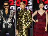 Video : Stars At GQ Style & Culture Awards Red Carpet