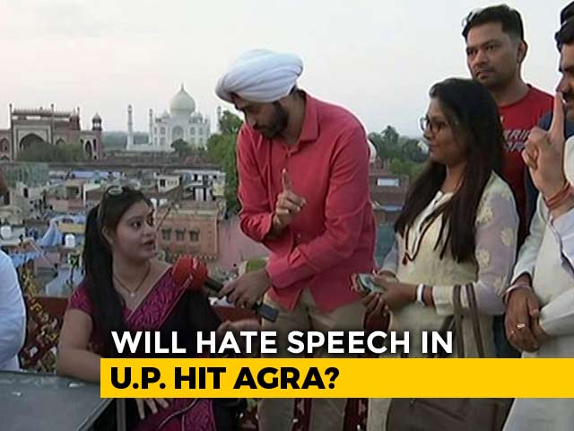 Video : From The Taj, Battle Of Western UP