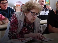 Never Too Late: Grandma Goes Back To School At The Age Of 99