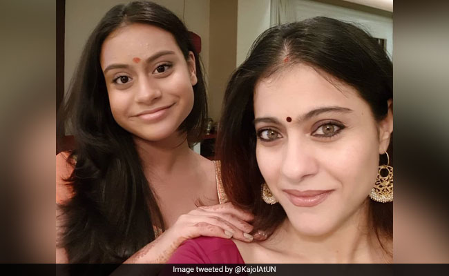 Seen Kajol's Emotional Note For Daughter Nysa On Her 16th Birthday Yet?
