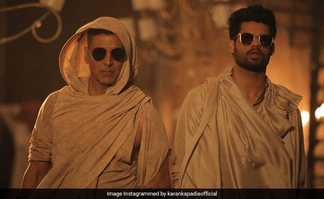 Akshay Kumar Is The 'Something Special' In Brother-In-Law Karan Kapadia's Blank