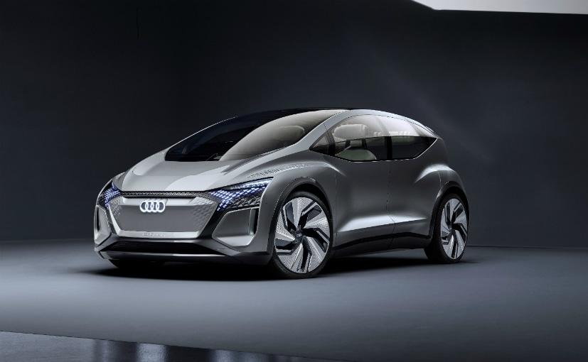 The Audi AI:ME is a car built for urban environment