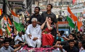 'I'm No Indira Gandhi, But Will Work Like Her': Priyanka Gandhi In Kanpur