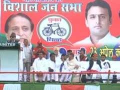 "BJP Tears Into Azam Khan For ""Khaki Underwear"" Comment Against Jaya Prada"