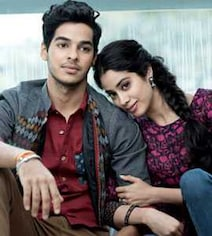 Janhvi's Reaction When Asked: 'You're Okay With Ishaan And Tara Dating?'