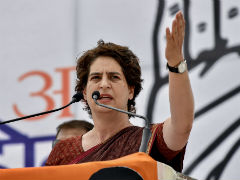 Election Results 2019: Priyanka Gandhi Misses The Mark, Congress Down To 1 Out Of 80 In UP