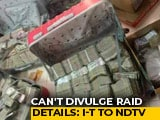 Video : 11 Raids In A Month On Opposition, Tax Department Says Can't Give Details